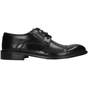Zapatos Hombre Derbie Antony Sander 18005 NEGRO