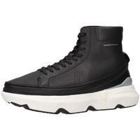 Zapatos Hombre Botas de caña baja Acbc SKSNH100 Negro