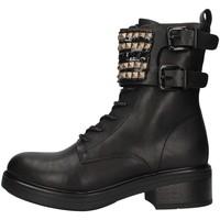 Zapatos Mujer Botas de caña baja Gold&gold GA77 NEGRO