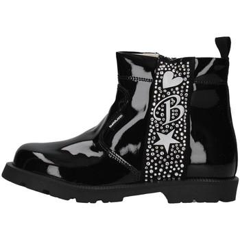 Zapatos Niña Botas de caña baja Balducci MATR1866 NEGRO
