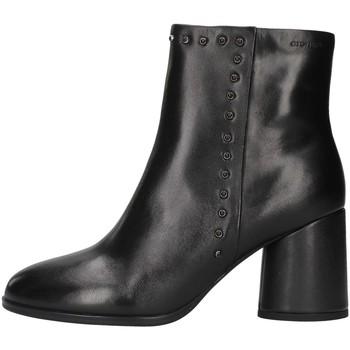 Zapatos Mujer Botines Stonefly 212165 NEGRO