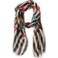 Accesorios textil Mujer Bufanda Achigio' P8-1032 ECRU
