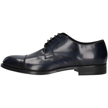 Zapatos Hombre Derbie Franco Fedele 6065 AZUL