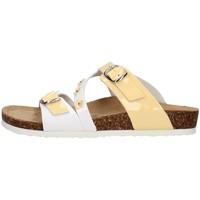 Zapatos Niña Zuecos (Mules) Primigi 3427122 BLANCO