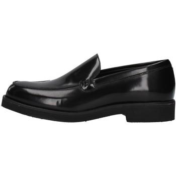 Zapatos Hombre Sandalias Gino Tagli 650MIC NEGRO