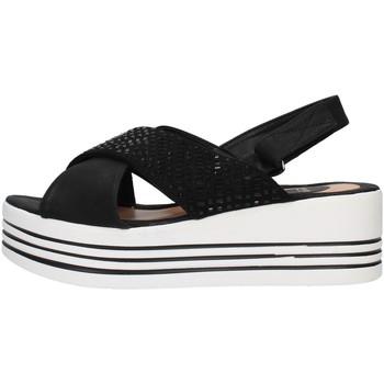 Zapatos Mujer Sandalias Energy 625 NEGRO