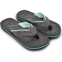 Zapatos Hombre Chanclas Brasileras Chanclas de playa ®, Yago Grey