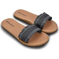 Zapatos Mujer Sandalias Brasileras Sandalia ®, Treza Black