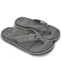 Zapatos Hombre Chanclas Brasileras Chanclas de playas ®, Dai Grey