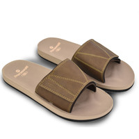 Zapatos Hombre Sandalias Brasileras Chanclas de playa ®, Jay Brown