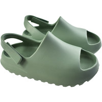 Zapatos Niños Slip on Brasileras Chanclas de playas Nuvola, Nigata Green