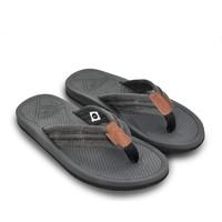 Zapatos Hombre Chanclas Brasileras Chanclas de playa ®, Oliver Grey