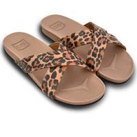 Zapatos Mujer Sandalias Brasileras Sandalia ®, Pardo Brown