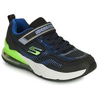 Zapatos Niños Zapatillas bajas Skechers SKECH-AIR BLAST-TALLIXEEL A Azul
