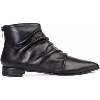 Zapatos Mujer Botines Paco Gil ELENA Negro