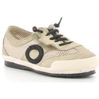 Zapatos Niña Zapatillas bajas Aro JOANETA PETIT 93350 Platino Argenté