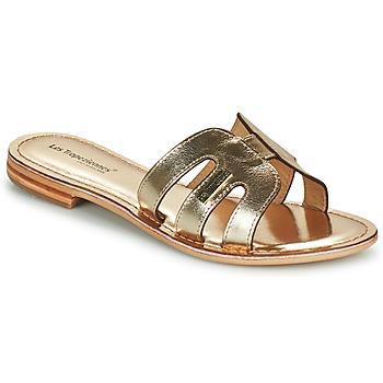 Zapatos Mujer Zuecos (Mules) Les Tropéziennes par M Belarbi DAMIA Oro