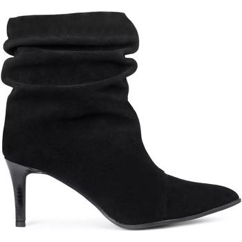 Zapatos Mujer Botas Paco Gil LORENA Negro