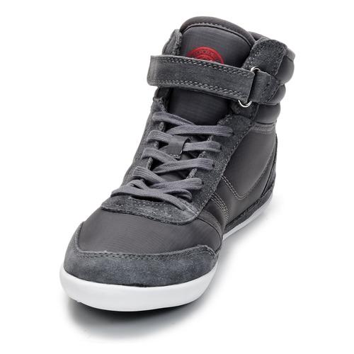 Altas Zapatos Mujer Montante Gris Zapatillas Dorotennis Street Velcros MVqzpGLSU