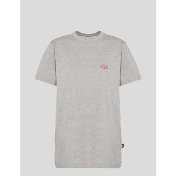 textil Hombre Camisetas manga corta Dickies CAMISETA  SS MAPLETON TEE GREY MELANGE Gris