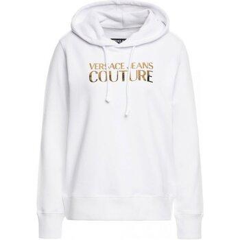 textil Sudaderas Versace B6HVA70E - Mujer blanco