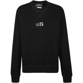 textil Hombre Sudaderas Dsquared Jersey & Cardigans S80GU0011 - Hombres negro