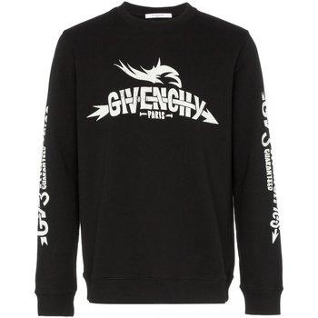 textil Hombre Sudaderas Givenchy Jersey & Cardigans BM700L30AF - Hombres negro