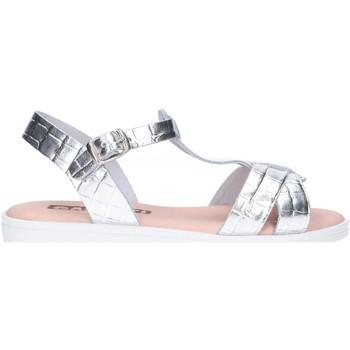 Zapatos Niña Sandalias Garatti AN0095 Plateado