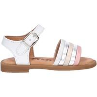 Zapatos Niña Sandalias Garatti AN0097 Blanco