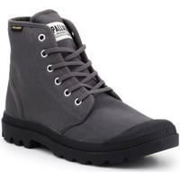 Zapatos Zapatillas altas Palladium Manufacture Pampa HI Originale 75349-045-M Navy blue