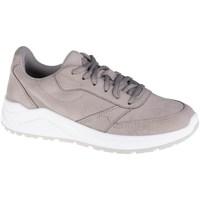 Zapatos Mujer Zapatillas bajas 4F OBDL250 Beige