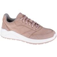 Zapatos Mujer Zapatillas bajas 4F OBDL250 Blanco, Rosa