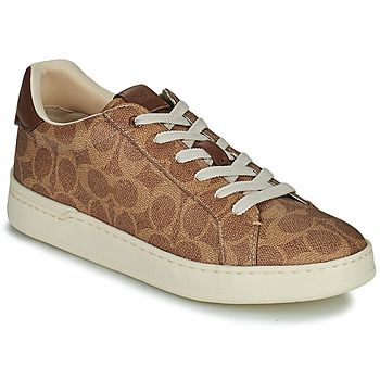 Zapatos Mujer Zapatillas bajas Coach LOWLINE Marrón