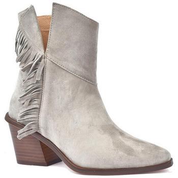 Zapatos Mujer Botines Alpe TESSA Beig