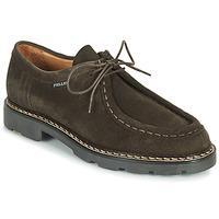 Zapatos Hombre Derbie Pellet Macho Gris
