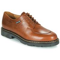 Zapatos Hombre Derbie Pellet Montario Marrón