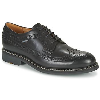 Zapatos Hombre Derbie Pellet NORMAN Negro