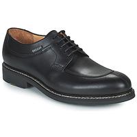 Zapatos Hombre Derbie Pellet Magellan Negro