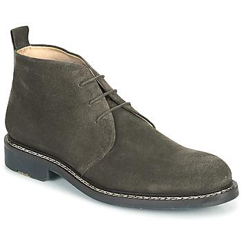 Zapatos Hombre Derbie Pellet MIRAGE Gris