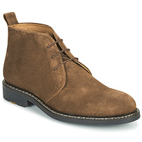 Zapatos Hombre Derbie Pellet MIRAGE Marrón