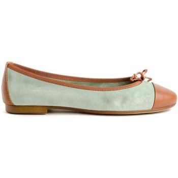 Zapatos Mujer Derbie & Richelieu Funchal 24040 Verde