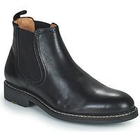 Zapatos Hombre Botas de caña baja Pellet RAYMOND Negro