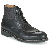 Zapatos Hombre Botas de caña baja Pellet ROLAND Negro
