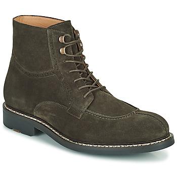 Zapatos Hombre Botas de caña baja Pellet ROLAND Gris
