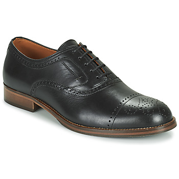 Zapatos Hombre Derbie Pellet ABEL Negro