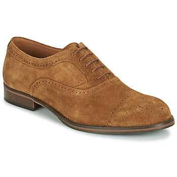 Zapatos Hombre Derbie Pellet ABEL Marrón