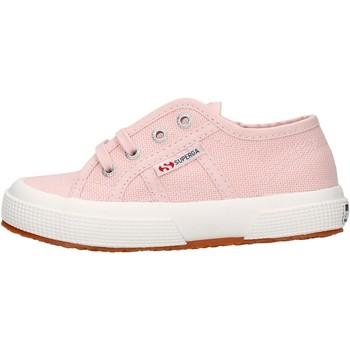 Zapatos Niños Zapatillas bajas Superga - 2750 j cot classic rosa S0003C0 2750 U7C ROSA