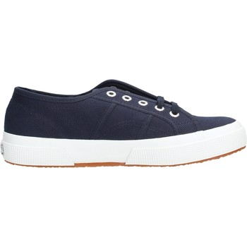 Zapatos Mujer Zapatillas bajas Superga - 2750 cotu classic blu S000010 2750 F43 BLU