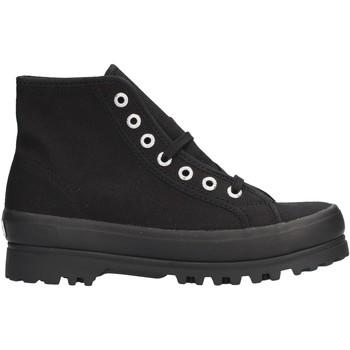 Zapatos Zapatillas altas Superga - 2341 alpina nero S00GXG0 2341 996 NERO