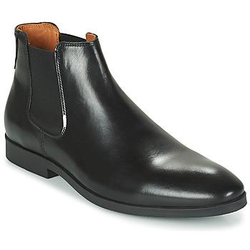 Zapatos Hombre Botas de caña baja Pellet BILL Negro